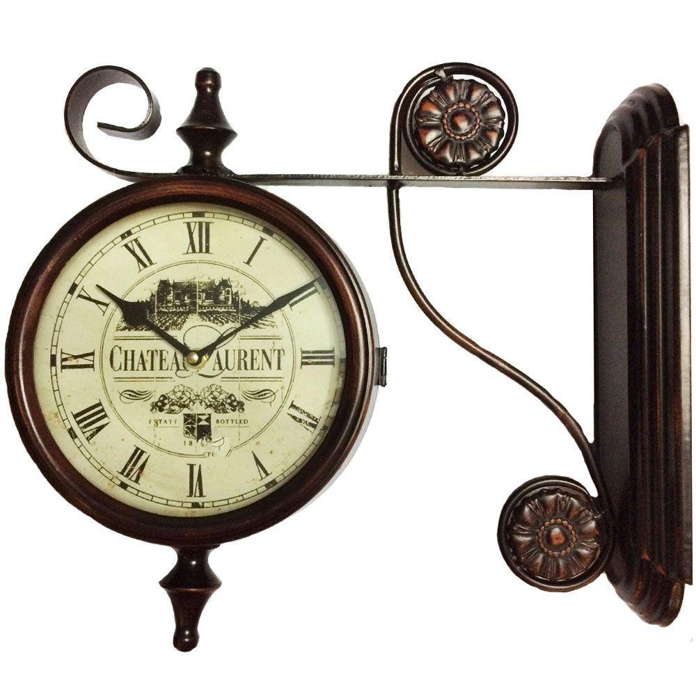 bb8a779b36f Relógio De Parede Estação Chateau Aurent - Versare anos dourados Produto  não disponível
