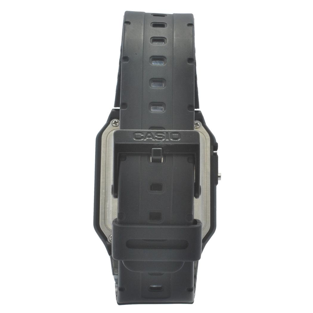 ceeed66d63d Relógio de Pulso Casio Unissex CA53W1ZU - Preto - Relógio Social ...