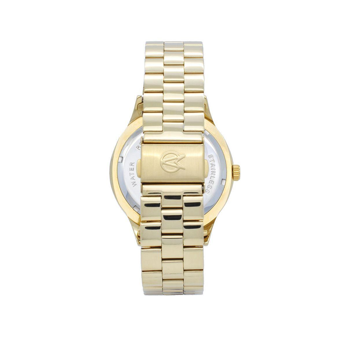 533939ac2bd Relógio de Pulso Champion Elegance Feminino CN27241H - Dourado com Detalhe  em Madrepérola - Champion watch R  268