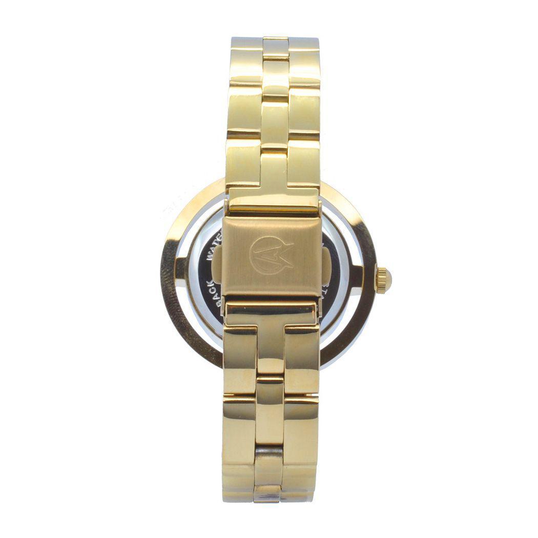 28af5043c70 Relógio de Pulso Champion Feminino CN25421H - Dourado - Relógio ...