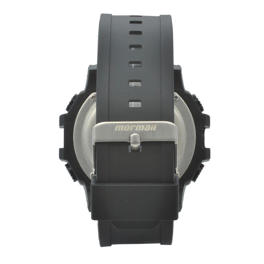 0443e7f5f921b Relógio de Pulso Mormaii Esportivo Masculino MO3690AA 8C - Preto R  240,00  à vista. Adicionar à sacola