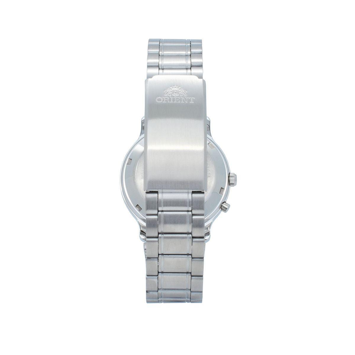 828c02c44fd Relógio de Pulso Orient Automático Clássico 469WA1A E1SX - Prata R  620