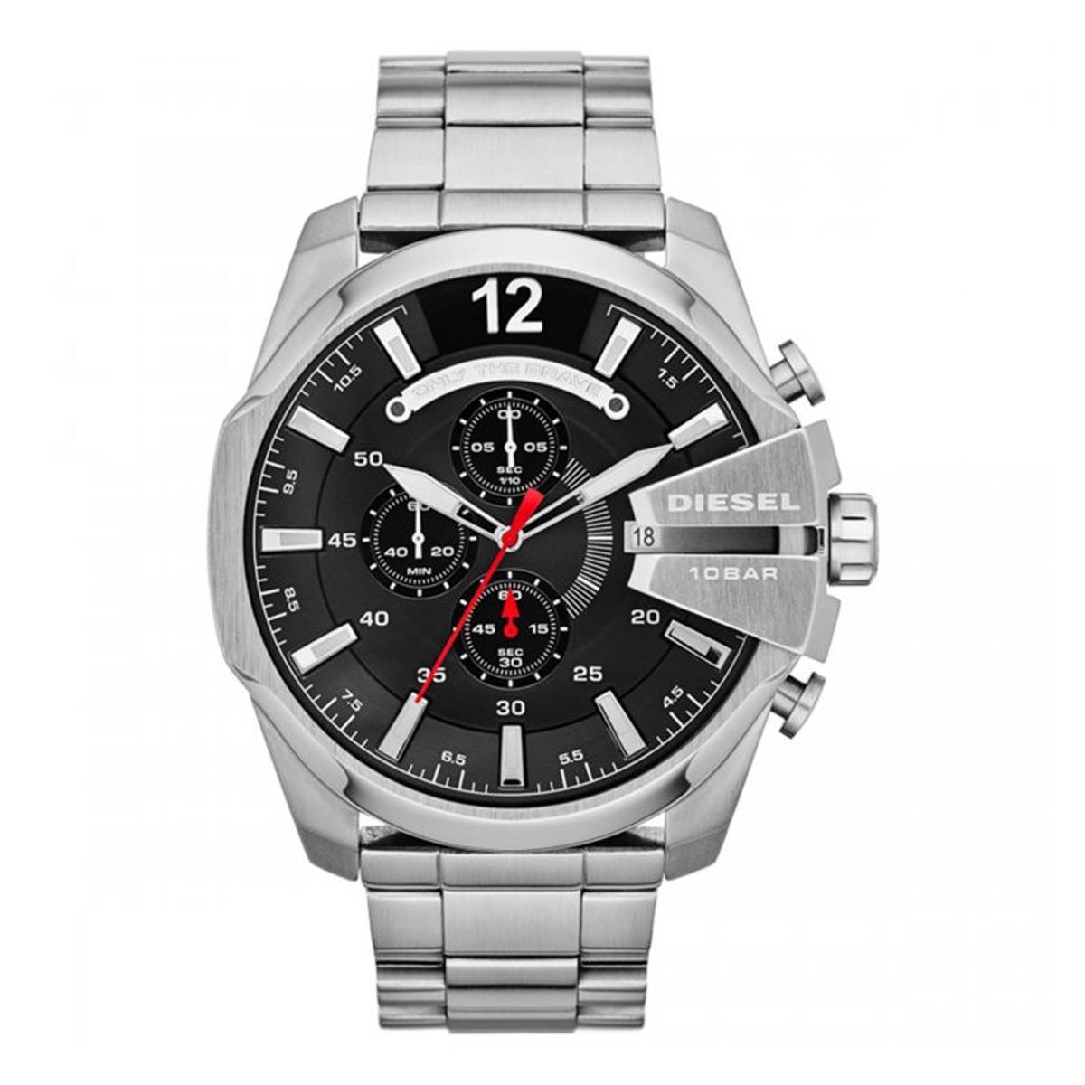 Relógio Diesel Masculino Mega Chief Analógico DZ4308 1PN R  1.638,80 à  vista. Adicionar à sacola 60be1c29f6