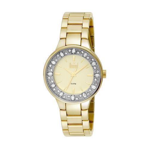 42c5b926b1c Relógio Dumont Feminino Splendore Du2035lqi 4x Dourado - Relógio ...