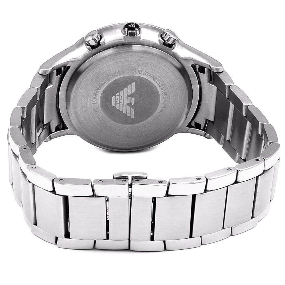 1d0128b77 Relógio Emporio Armani Ar2434 43mm R$ 629,00 à vista. Adicionar à sacola