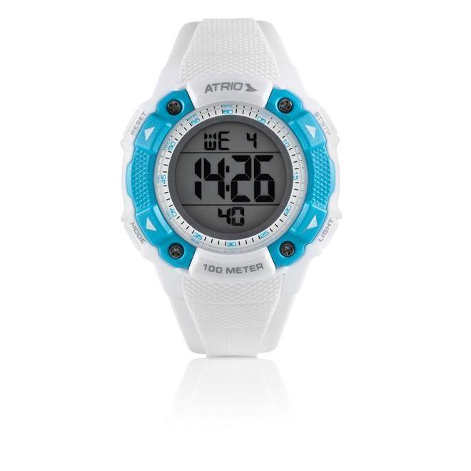 65a80bf60fe Relogio esportivo feminino atrio iridium com alarme e cronometro para  corrida e natação com duplo ho - Multilaser Produto não disponível