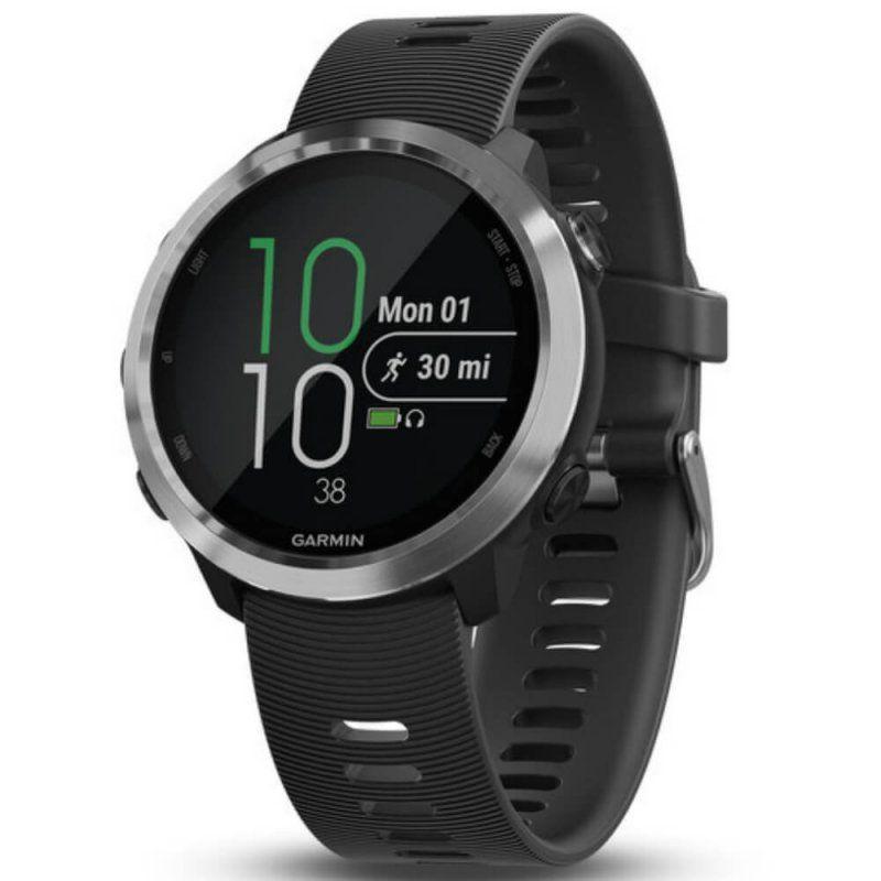 27c0a5a2559 Relógio Esportivo Garmin Forerunner 645 Music Preto 010-01863-20 com GPS e  Monitor Cardíaco R  2.599