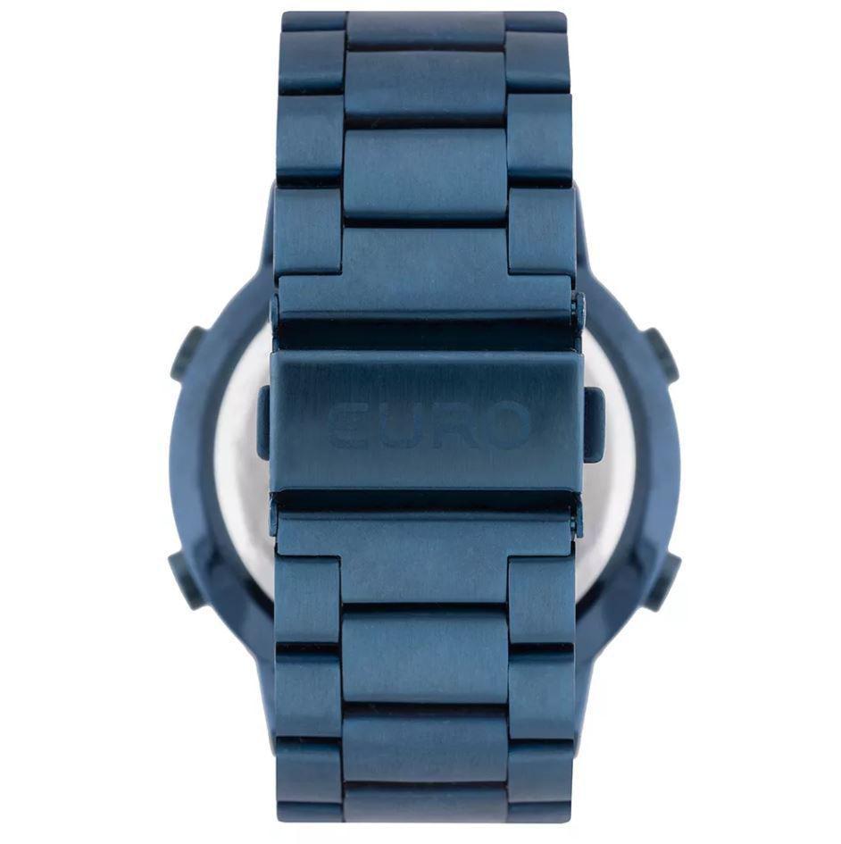 b6668dae315 Relógio Euro Fashion Fit Azul Feminino EUBJ3279AC 4A - Relógio ...