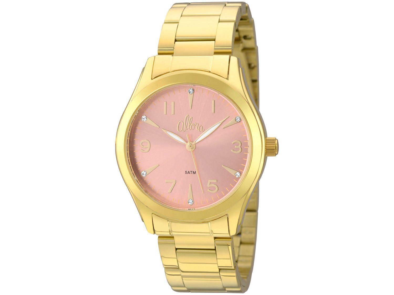 c23bca3512b Relógio Feminino Allora Analógico - Resistente à Água Encontro Colorido  AL2035FKL 4T Produto não disponível