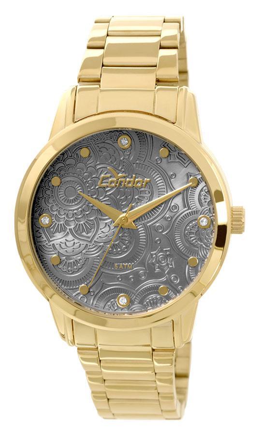 9e0ac309e55 Relógio Feminino Condor Analógico Fashion Co2036cl 4k - Oakley R  129