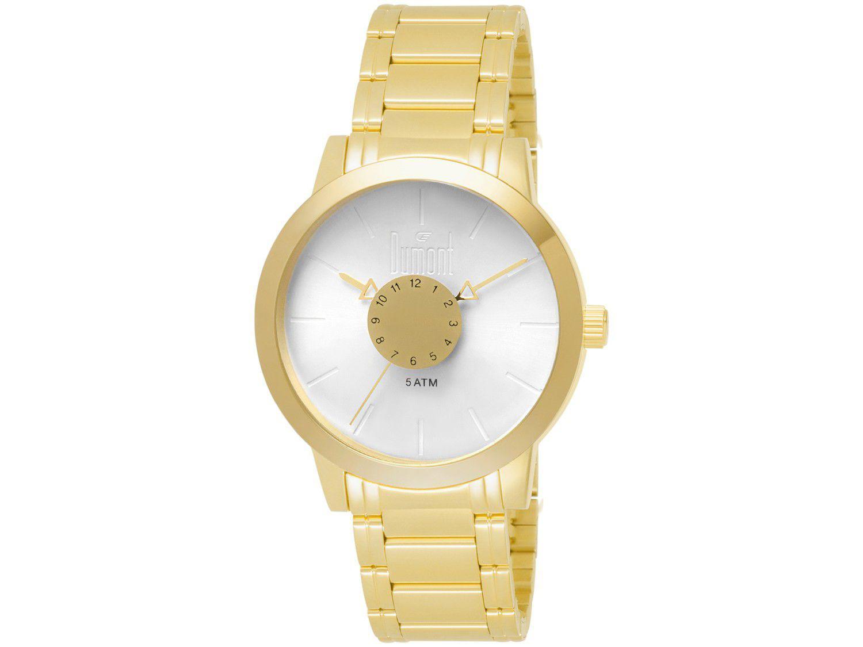 5fb485fa139 Relógio Feminino Dumont Analógico - DU2036MFB 4B - Relógio Feminino ...