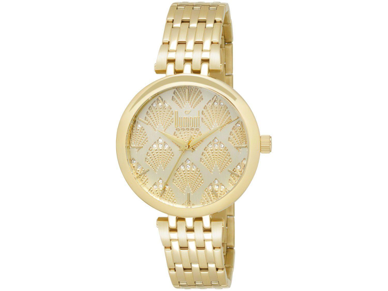 91a6e2a52a0 Relógio Feminino Dumont Analógico - DU2039LUQ 4D - Relógio Feminino ...