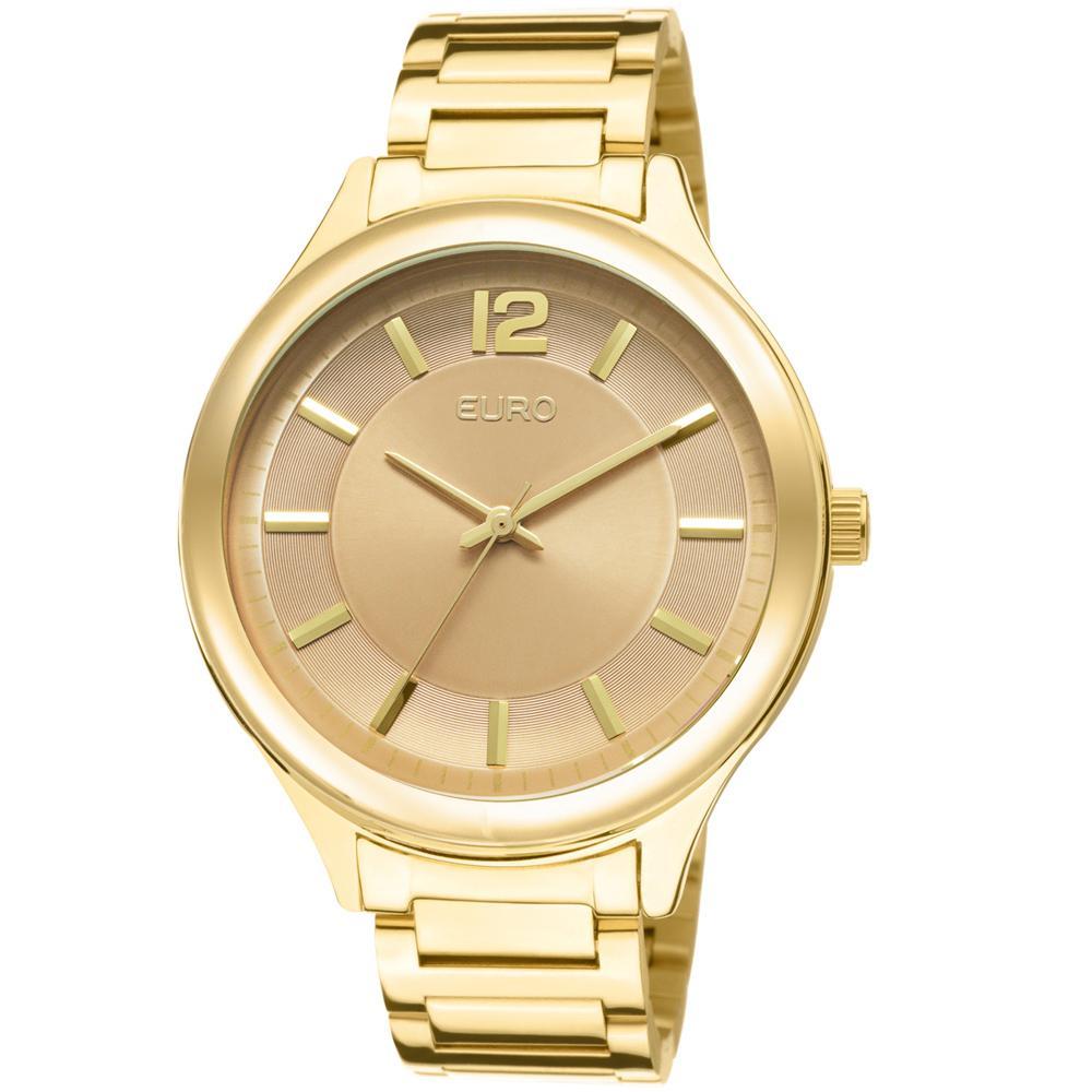 0fa4f386f44 Relógio Feminino Euro Analógico Casual EU2035LQY 4M - Relógio ...