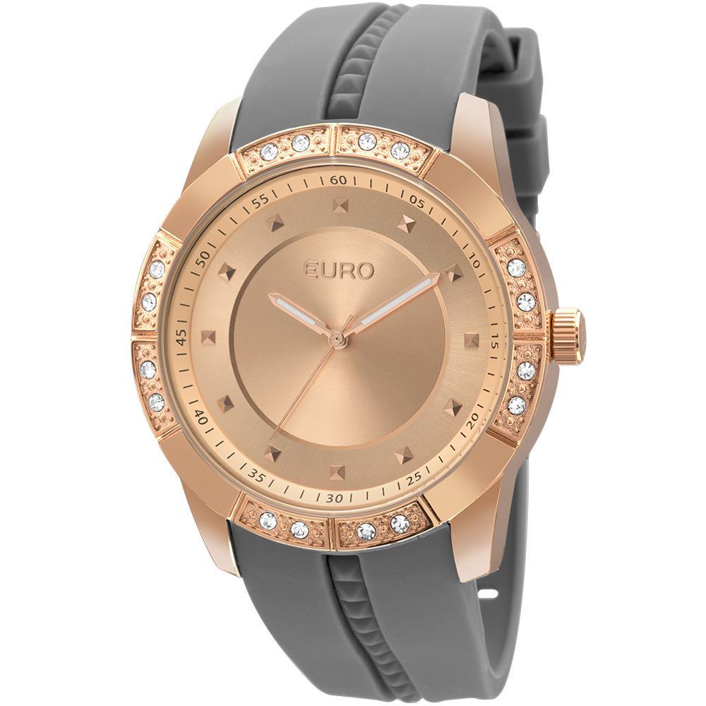 Relógio Feminino Euro Analógico Fashion Fit Sabrina Sato EU2036YEKA 8T  Produto não disponível cf30764675