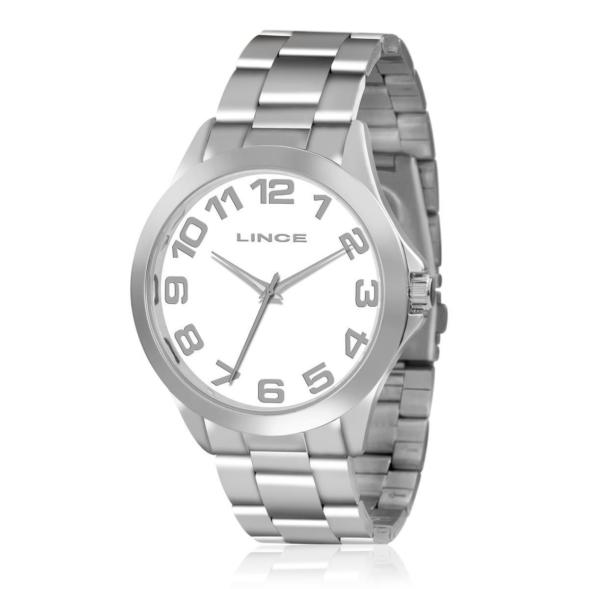 Relógio Feminino Lince Analógico LRMJ039L B2SX Aço R  148,90 à vista.  Adicionar à sacola f62254c585