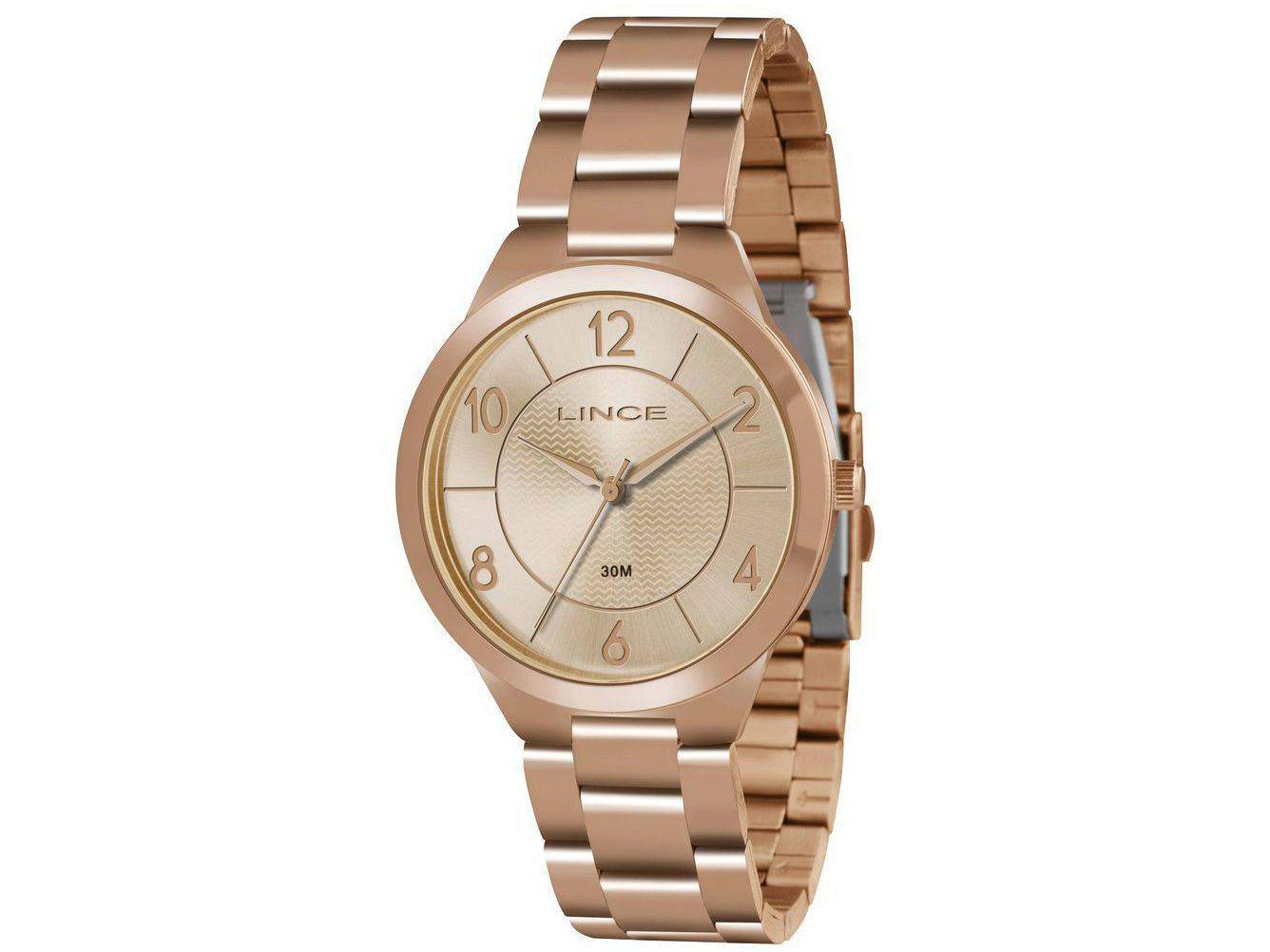 73649dd0c77 Relógio Feminino Lince Analógico - LRR4438L R2RX - Relógio Feminino ...