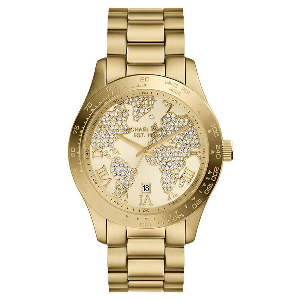 650368072f43d Relogio Feminino Michael Kors Layton Analogico - Mk5959 4xn - Dourado  Produto não disponível