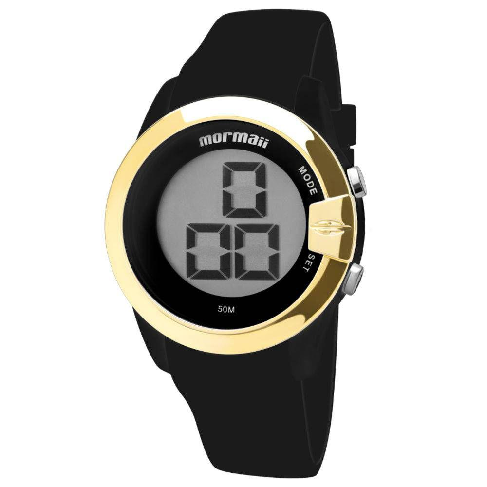 9896929a5ab Relógio Feminino Mormaii Digital MO13001 8P - Preto - Relógio ...