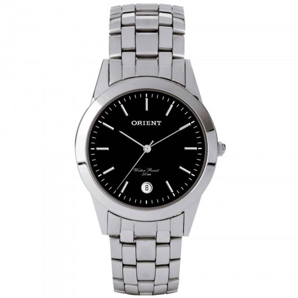 95cc247400e Relógio Feminino Orient Analógico MBSS1004AP1SX - Prata Produto não  disponível