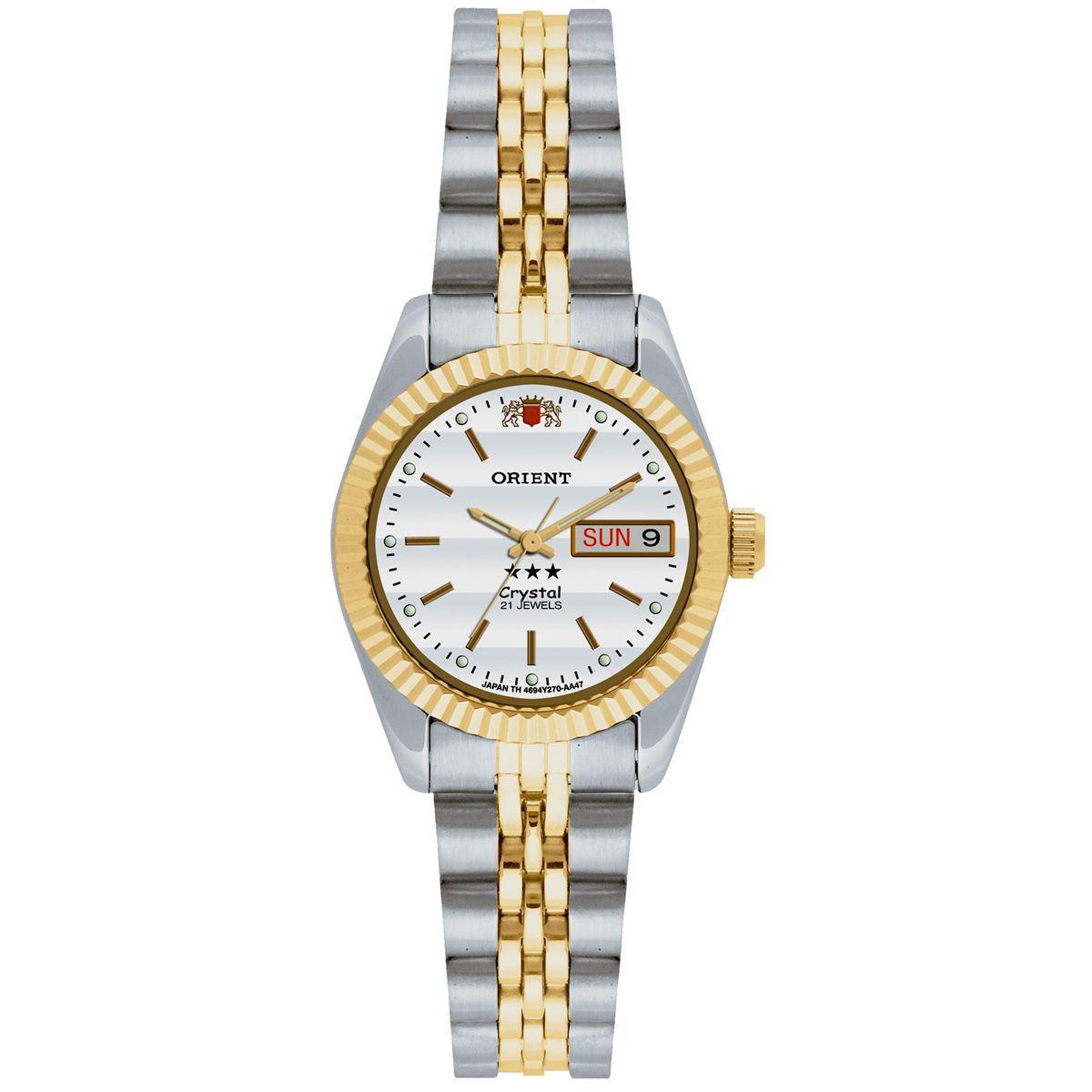 f443d5dfb5a Relógio Feminino Orient Automático - 559EB3X B1SK - Relógio Feminino ...