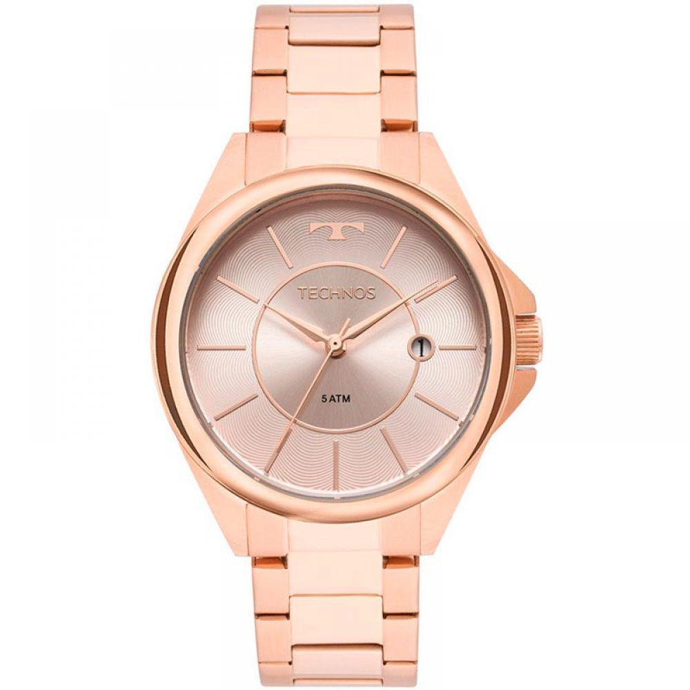 e0880981d Relogio Feminino Rose Gold 2115mop/4c - Technos Produto não disponível
