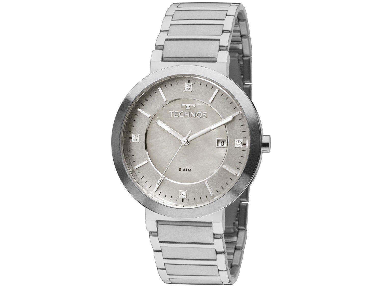 2a68494985d Relógio Feminino Technos Analógico - Resistente à Água St. Moritz  2115KTK 1C Produto não disponível