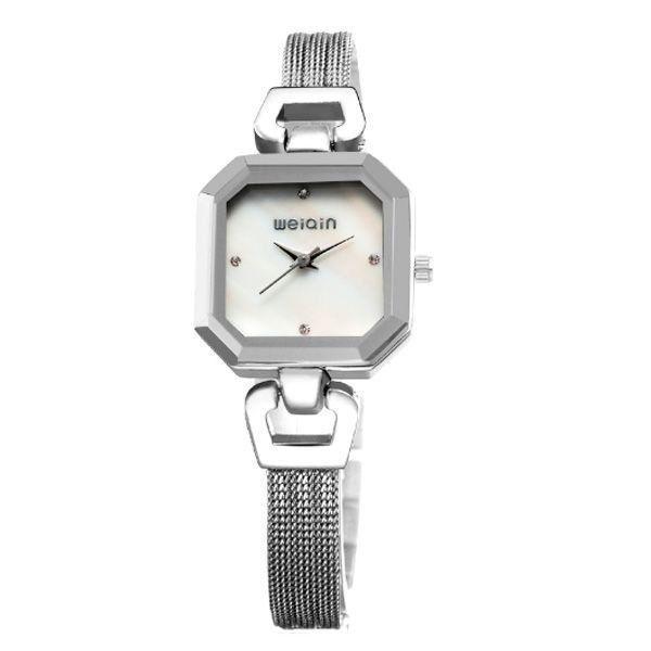 5e7ec0f3c09 Relógio Feminino Weiqin Analógico W4751 Branco - Relógio Feminino ...