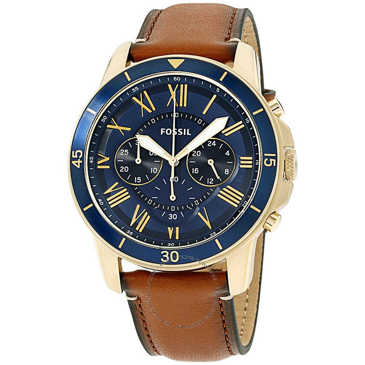 9eab106f971 Relógio Fossil Grant Cronógrafo Analógico Masculino FS5268 2AN Produto não  disponível