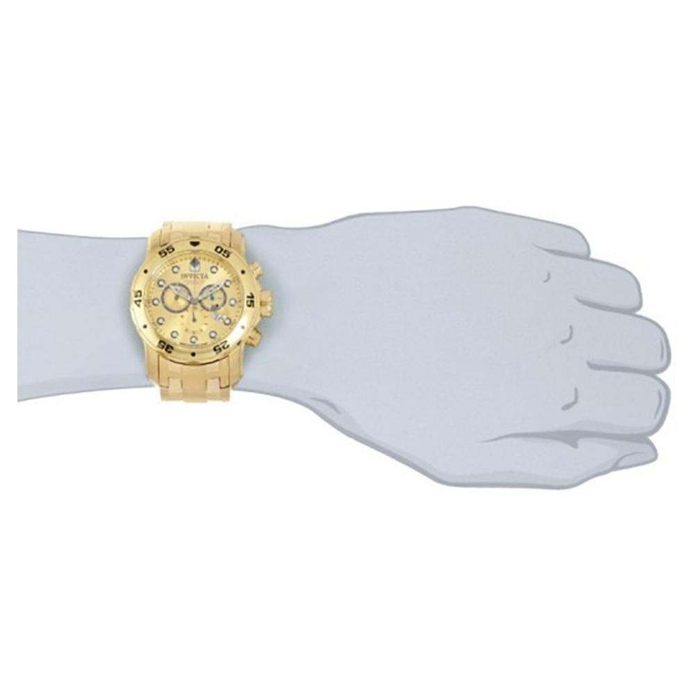 ef232325e3e Relógio Invicta Masculino Pro Driver 0074 - Dourado Produto não disponível