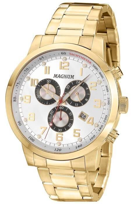 ccfd4f0a6c9 Relógio Magnum Masculino MA33166H - Relógio Masculino - Magazine Luiza