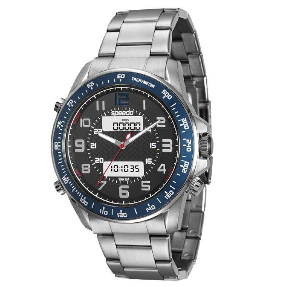 6304d750e4a Relógio Masculino Anadigi Speedo 24855G0EVNA1 - Relógio Masculino ...