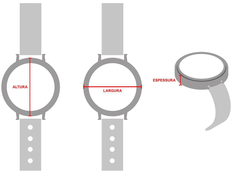 a6fa56d86cb Clique abaixo para ouvir a dica. Imagem de Relógio Masculino Casio Anadigi