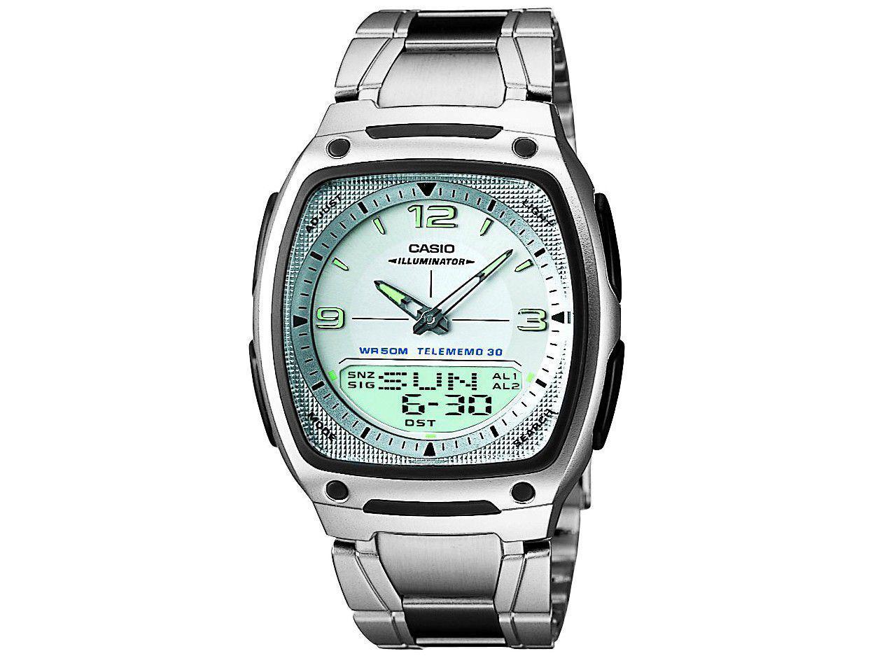 ca82e253931 Relógio Masculino Casio Anadigi - AW 81D 7AVDF - Relógio Masculino ...
