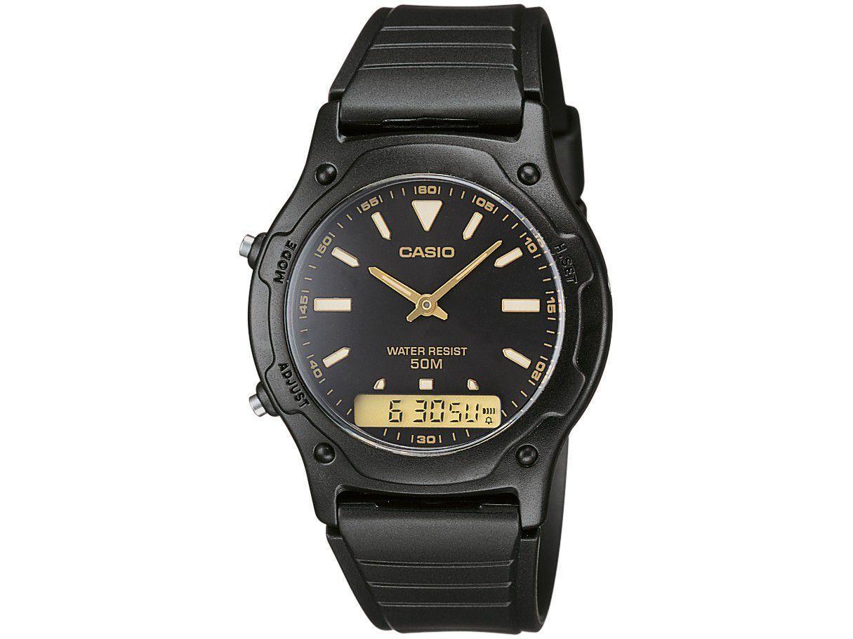 3c625f03448 MAGALU  Relógio unissex digital Casio vintage - R  161