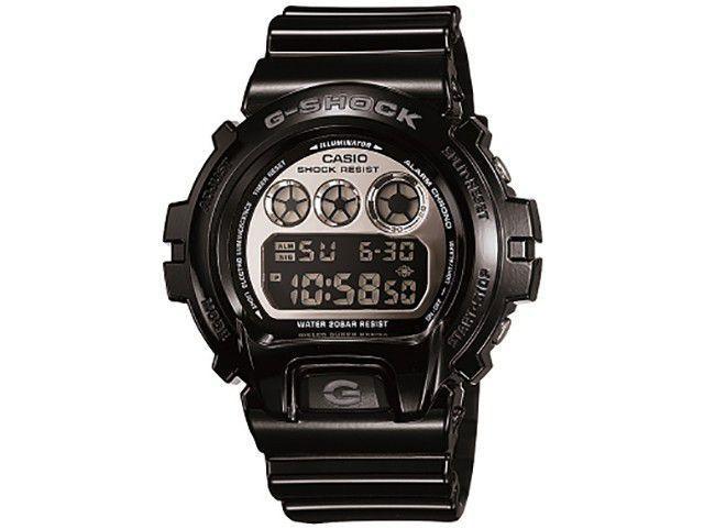 8be1f8cf442 Relógio Masculino Casio Digital Resistente à Água - Cronógrafo Cronômetro G-SHOCK  DW-6900NB-1DR Produto não disponível