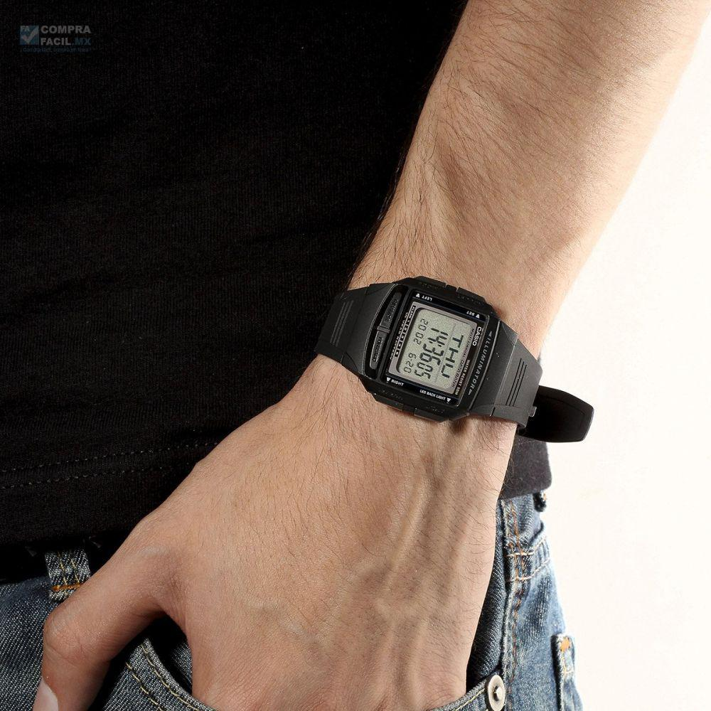 5d9614073 Relógio Masculino Casio Digital Vintage DB-36-1AVDF - Relógio ...