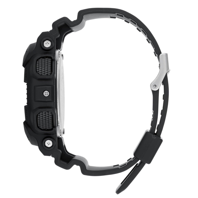 1e10812e06e Relógio Masculino Casio G-Shock GA-100-1A1 51mm Preto Produto não disponível