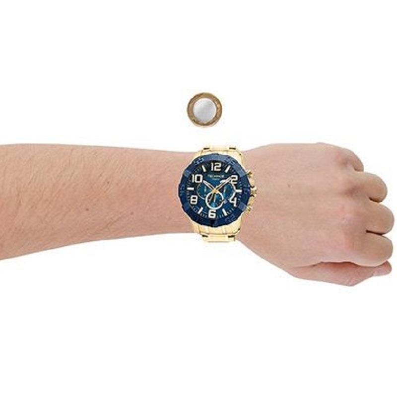 ed169761dc4 Relógio Masculino Classic Legacy Technos OS20IQ 4A Dourado - Relógio ...