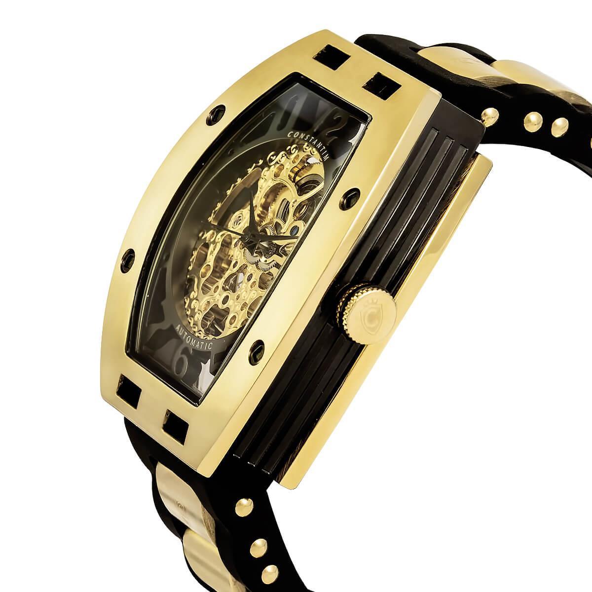 04e48228092 Relógio Masculino Constantim Full Skeleton ZW30303U - Relógio ...