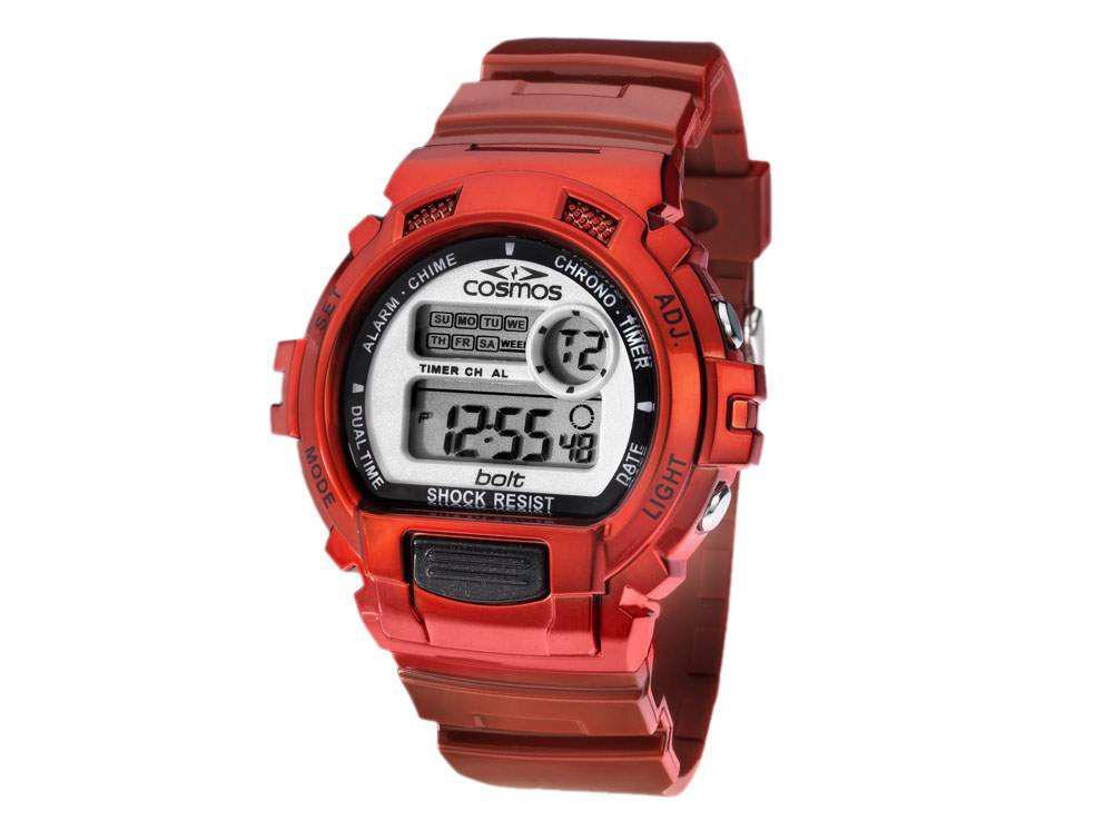 2101029b346 Relógio Masculino Cosmos Digital - OS41379V - Relógio Masculino ...