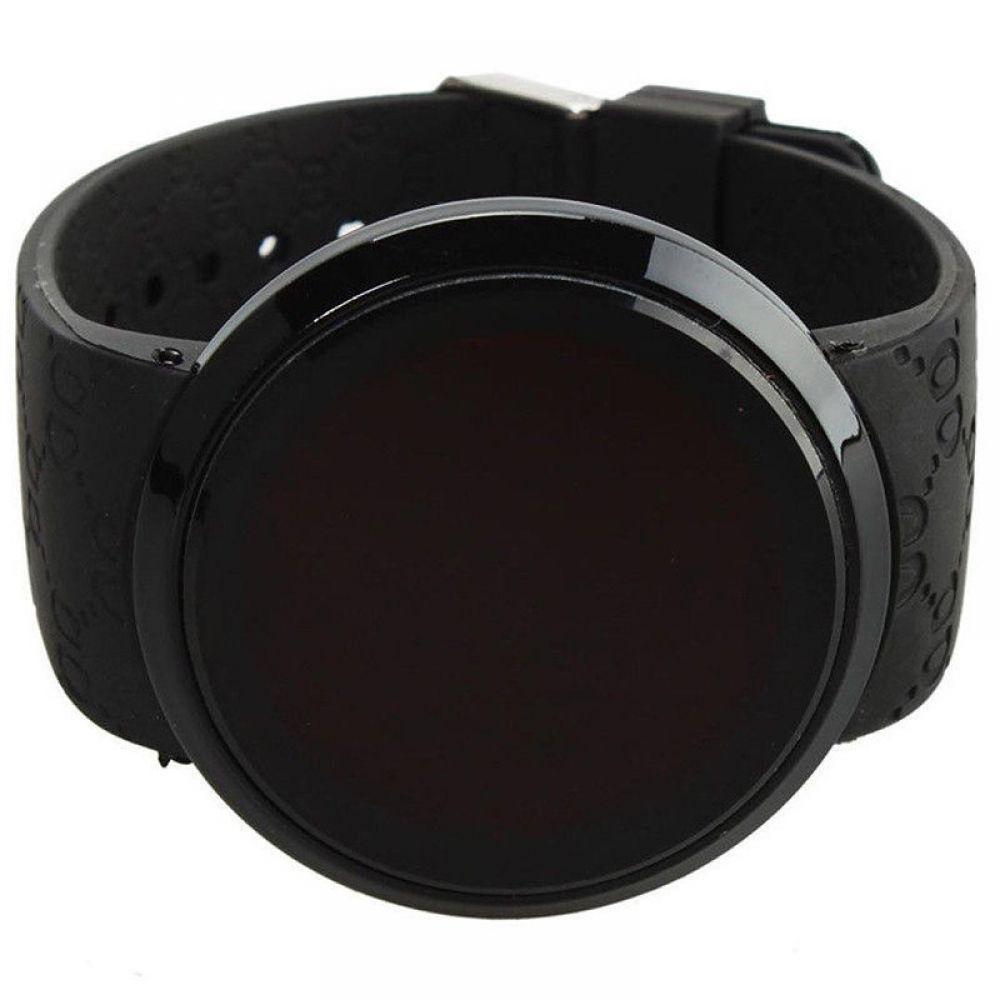 43c76d30a0a Relógio Masculino de Pulso Silicone Digital Led Touch Screen - Outras  marcas Produto não disponível
