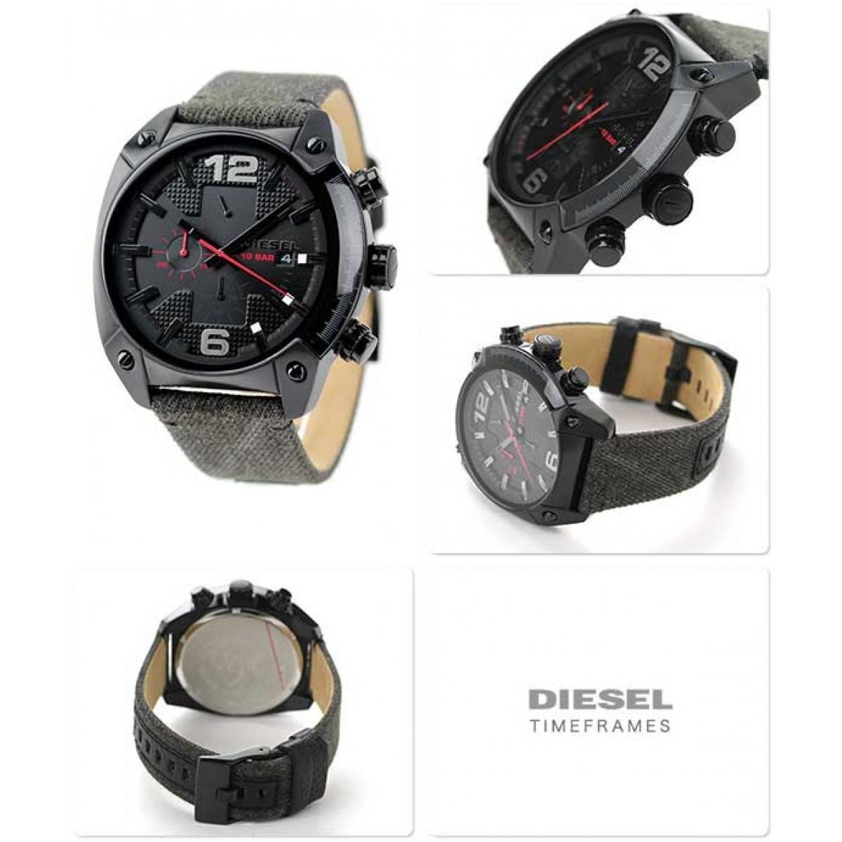 b0d4e3c8470 Relógio Masculino Diesel Overflow - Dz4373 - Relógio Masculino ...