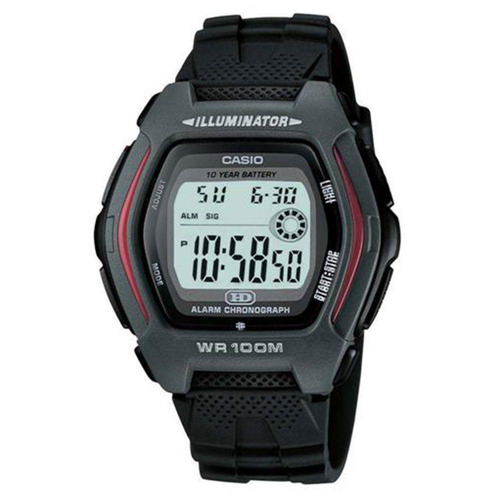 47303825ce0 Relógio Masculino Digital Casio HDD-600-1AVDF - Preto - Casio R  249