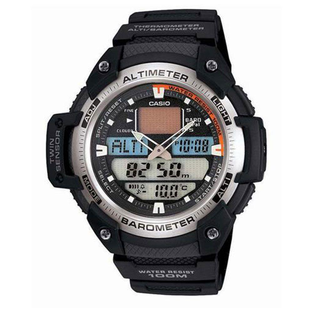 Relógio Masculino Digital Casio SGW400H1BVDR - Preto - Casio R  719,90 à  vista. Adicionar à sacola bf6e7e06d9