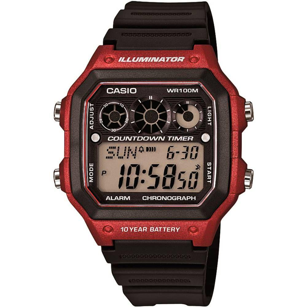 84d78bcc525 Relógio Masculino Digital Esportivo Ae-1300wh-4avdf - Casio R  225