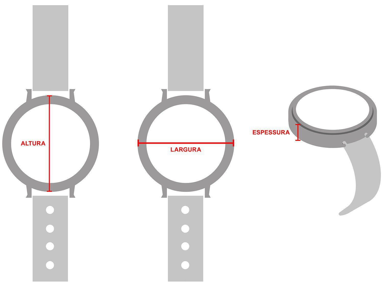 b1e12ff0393 Relógio Masculino Fila Analógico - 38-107-001 - Relógio Masculino ...