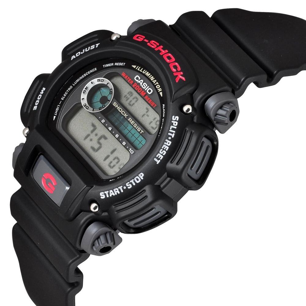 c21999420df Relógio Masculino G-Shock Digital DW-9052-1VDR - Relógio Masculino ...
