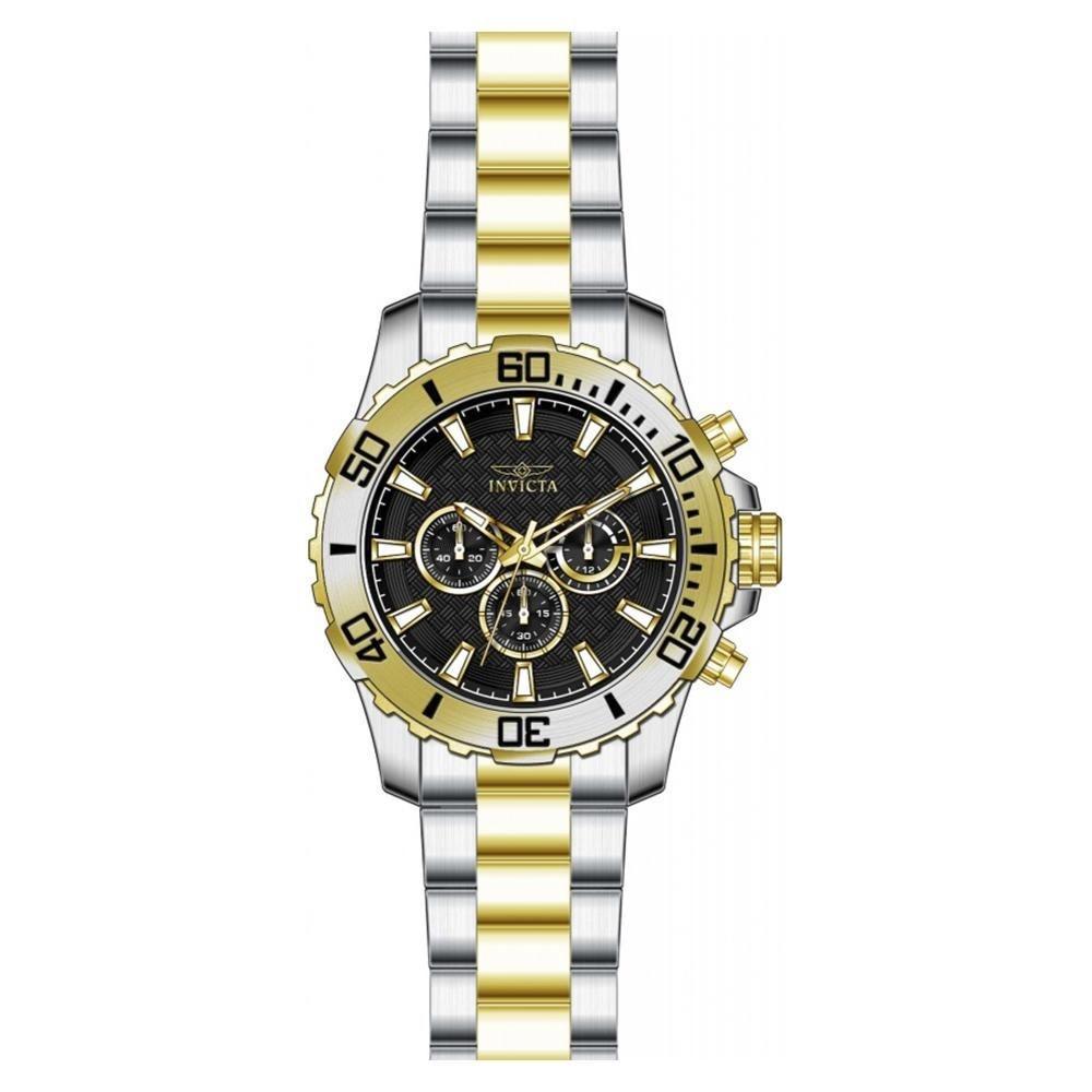 a57aa6550b Relógio Masculino Invicta Pro Driver 22545 - Prata/Dourado Produto não  disponível