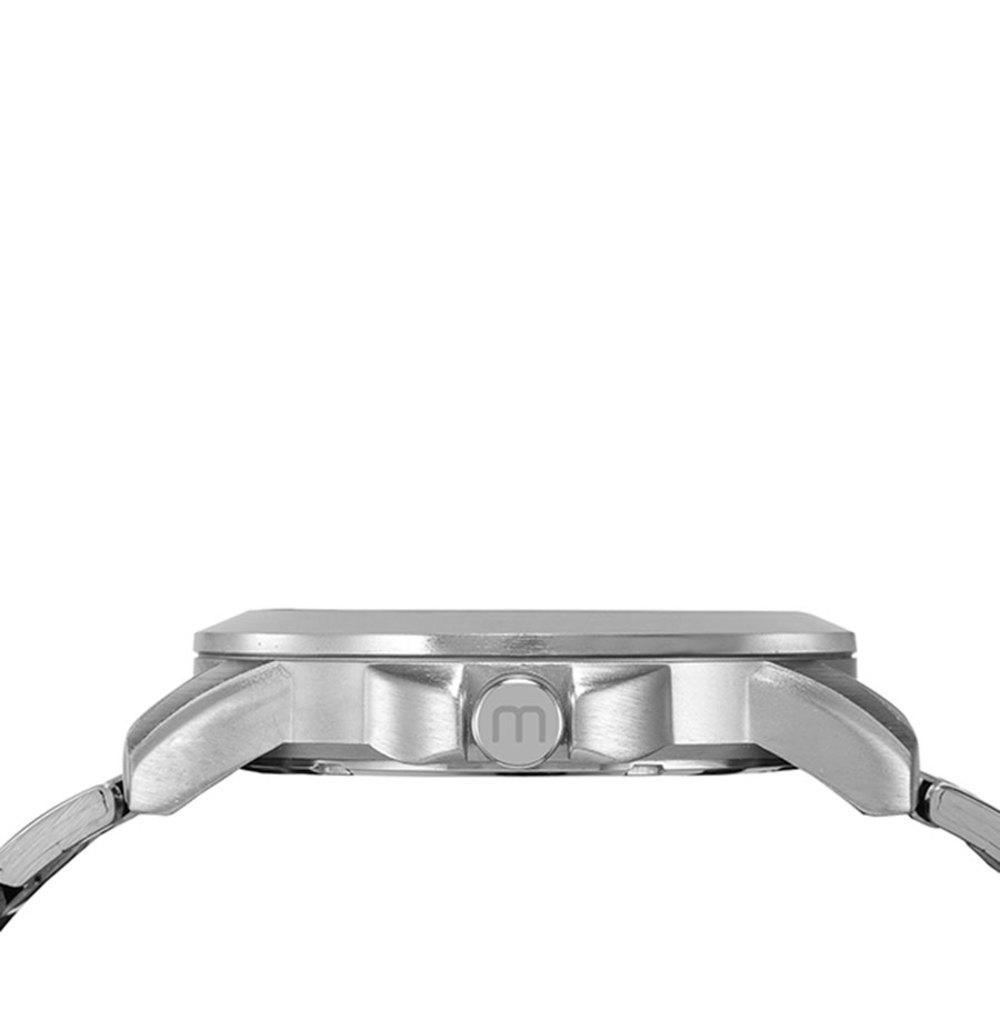 30d158758df Relógio Masculino Mondaine Original Modelo 94902G0MVNE1 Cor Prata R  207