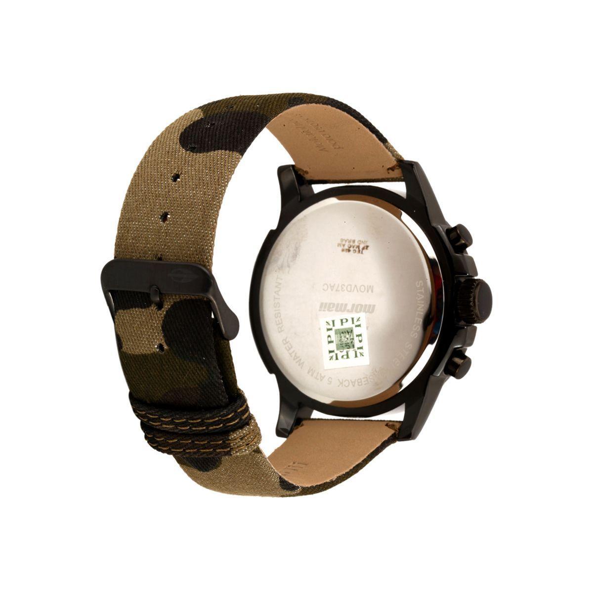 7ee61f68aae52 Relógio Masculino Mormaii Analógico Movd37ac 8p Camuflado Produto não  disponível